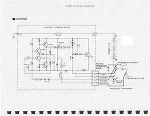 True T 23f Schematic