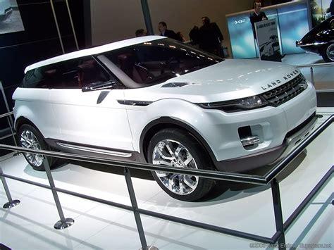 2008 Land Rover Lrx Concept Gallery Supercarsnet