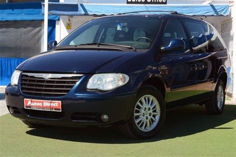 Chrysler 7 Seater by Used Chrysler Voyager 7 Seater Auto For Sale San Miguel