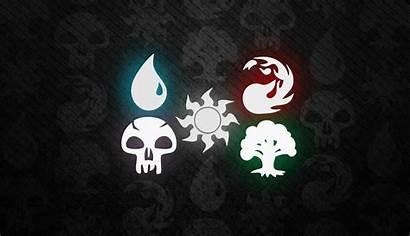 Gathering Magic Symbols Mtg Mana Logos Imgur