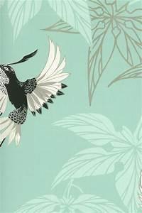 Pin Grove Garden Wallpaper By Osborne Little An on Pinterest