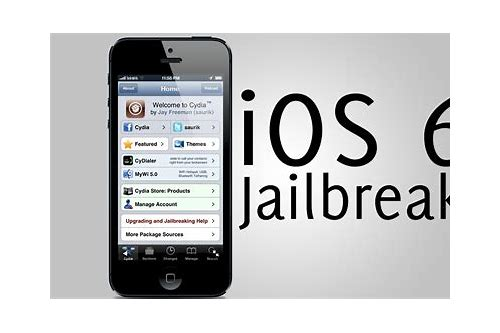 ipod 4 ios 6.1 6 jailbreak download