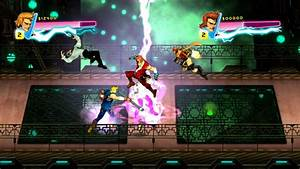 Indie Review Double Dragon Neon MULTIPLATAFORMA
