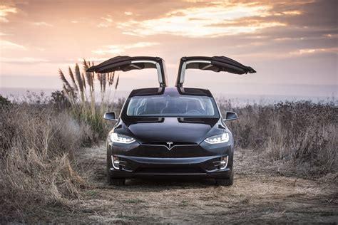 Tesla Model X Wallpaper