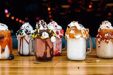 dining  cool   bub citys mason jar shakes