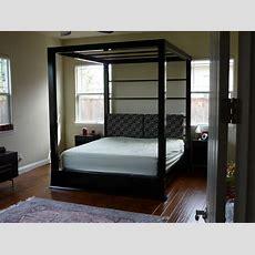 Custom Fourposter Canopy Bed By Aardvark Woodcraft