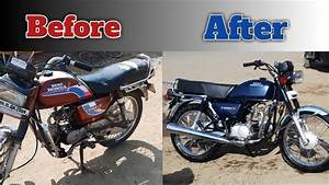 Hero Honda Cd 100 Ss Restoration