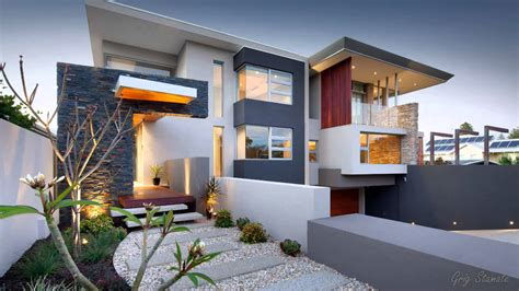 Home Design Photos by An Overview Of Modern Homes Blogbeen