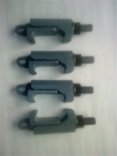 machinery spare parts  bolt clamps manufacturer