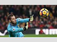 De Gea equals record as United beats Arsenal