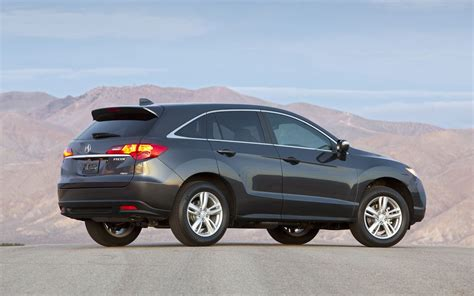 Official Photos Of 2013 Acura Ilx Sedan And Rdx Crossover