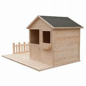 Gartenhäuschen Aus Holz : gartenh uschen f r kinder gartenh uschen f r kinder holz kinderspielhaus eny 2 4 x 1 6m ~ Markanthonyermac.com Haus und Dekorationen