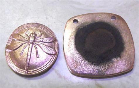 funky art queen copper clay jewelry
