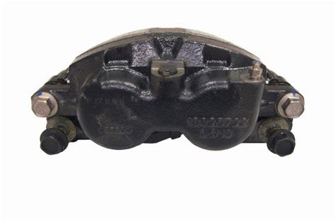 hummer  front left lh brake caliper  oem loaded wpads