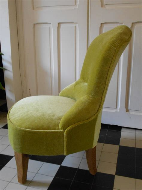 fauteuil vert anis