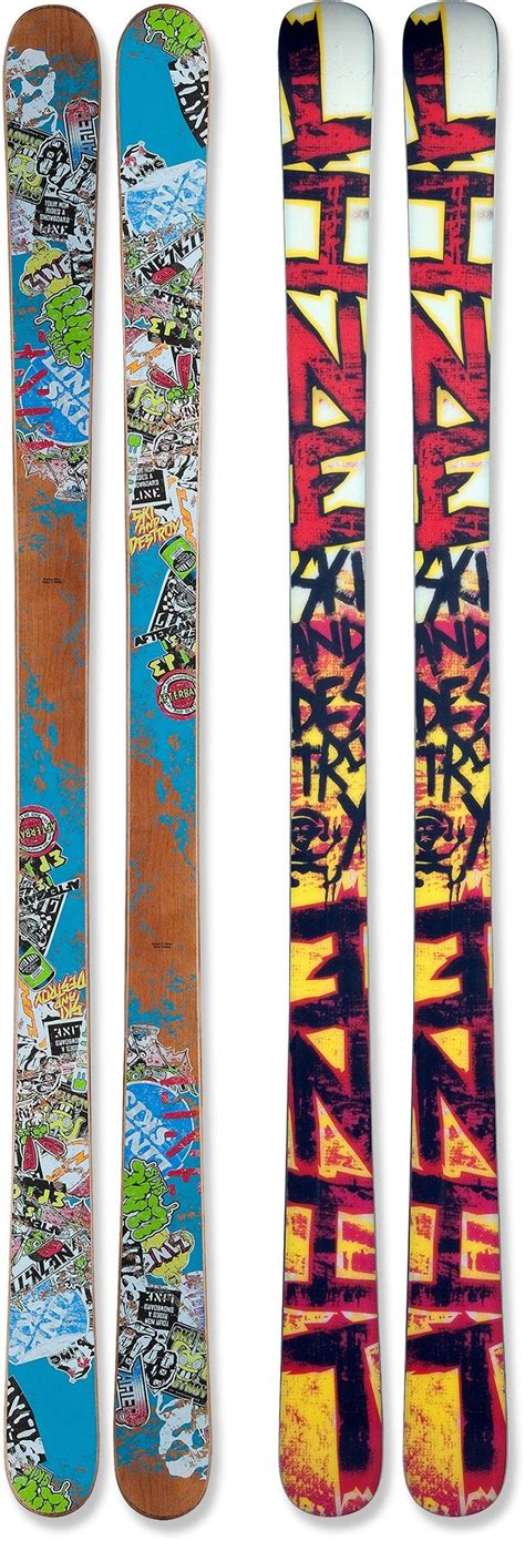 best freestyle lines line afterbang skis s 2012 2013 rei co op