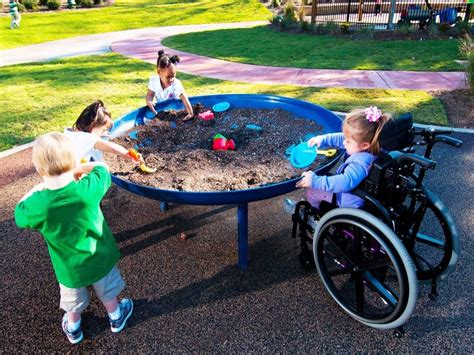 this elevated sandbox is ada accessible for a great 999 | cbcd40bb443c8f1cc8422f41f4bd97bd
