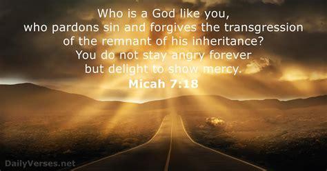 micah  bible verse   day dailyversesnet