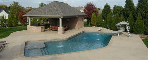Lambert Custom Pools  Springfield, Central Illinois Pool