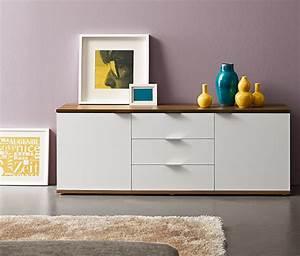 Sideboard Weiß Braun : sideboard braun wei bei tchibo ~ Whattoseeinmadrid.com Haus und Dekorationen