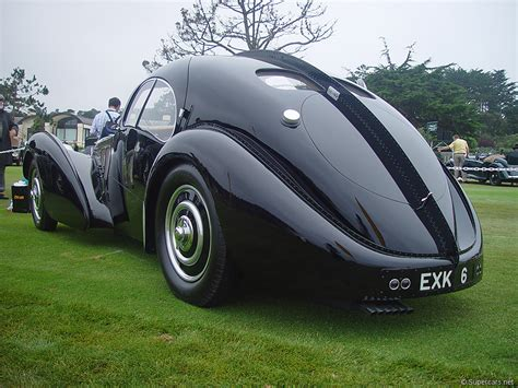 Bugatti Galibier 16c Concept Makes Public Debut In Los