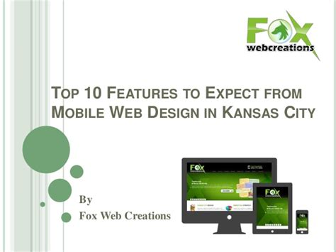 kansas city web design top 10 features to expect from mobile web design in kansas