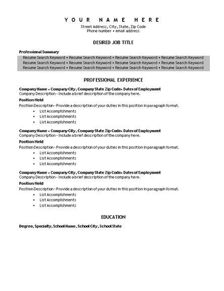 resume template in word 2010 resume templates microsoft word 2010 getessay biz