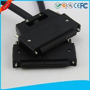 Plc A6con1 Wiring Fujitsu 40pin Connector Cable Omron