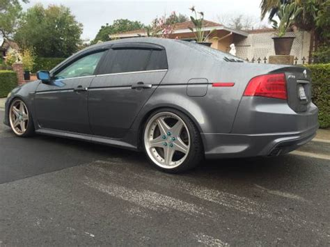 2004 Acura Tl Lip Kit by Sold Oem A Spec Lip Kit 3g Tl 2004 2006 Grey Acurazine