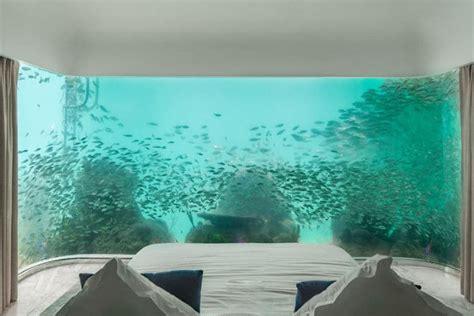 underwater homes  open  dubai  part  heart  europe resort