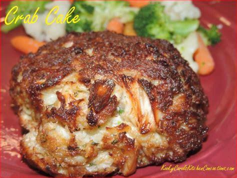 maryland crab cake recipe main coarse crab cake