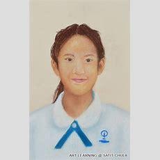 """ผลงาน """"my Portrait"""" ป6 ปีการศึกษา 2556  Art Learning — Satit Chula"""