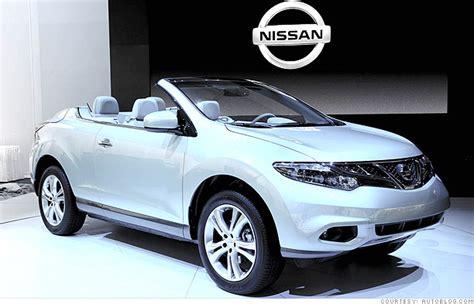 cool cars   la auto show nissan murano