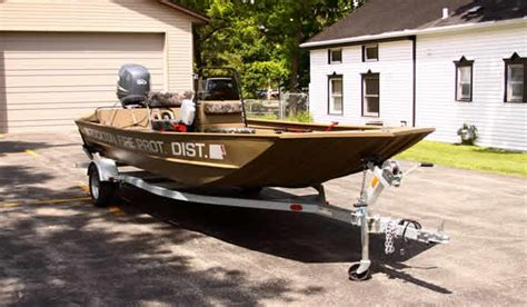 Boat Service Rockhton by Rockton Protection District