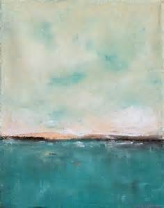 Beautiful Abstract Seascape