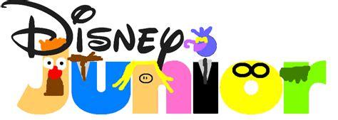 Disney Junior Logo Muppets Style