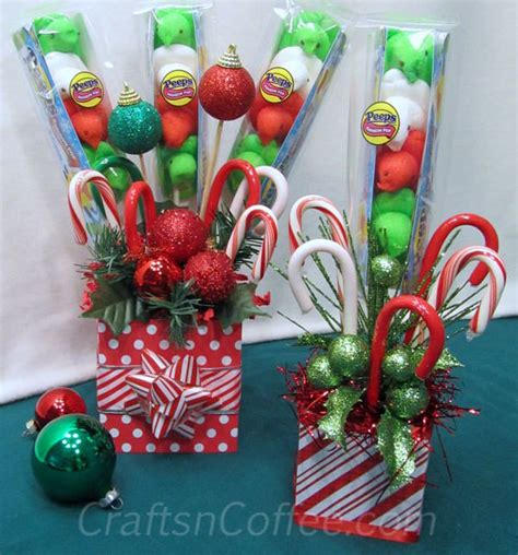 christmas candy gifts ideas 12 lovely gram bouquets for the whole year tip junkie