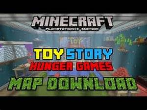 Ps4 Story Games : minecraft ps3 ps4 toy story hunger games map w download ~ Jslefanu.com Haus und Dekorationen