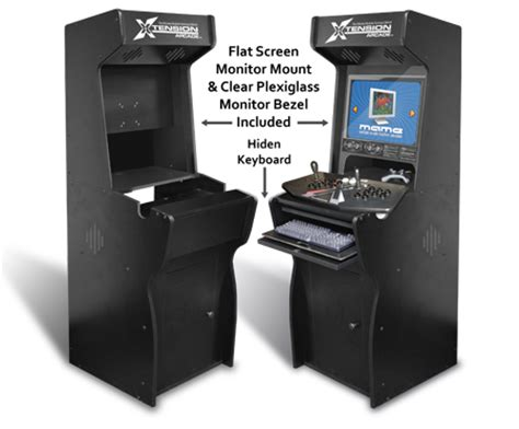 Xtension Arcade Cabinet Dimensions by Xtension Arcade Cabinet Fits X Arcade Dual Stick Ebay