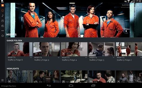 myvideo app video entertainment portal fuer android tablet