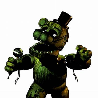 Freddy Fnaf Phantom Nights Five Golden Wikia