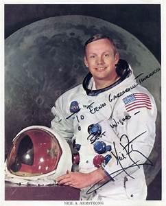 Astronaut Autograph Shop Collectibles Online Daily