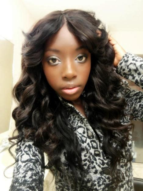 Remy Sew In Hairstyles by Pin On Weave
