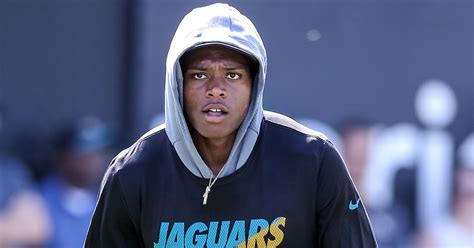 jaguars rookie cb jalen ramsey happy knee injury wasnt worse fox sports