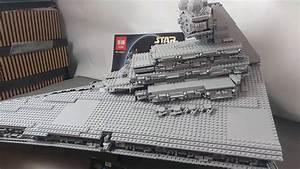 #16 LEPIN 05027 Imperial Star Destroyer UCS LEGO 10030 ...