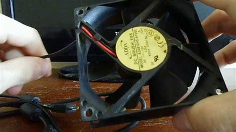 comment fabriquer un bureau comment fabriquer un ventilateur usb pour pc