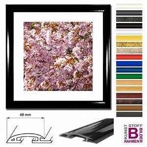 Bilder Mit Rahmen Modern : bilderrahmen 100x100 cm modern kunststoffrahmen ~ Bigdaddyawards.com Haus und Dekorationen