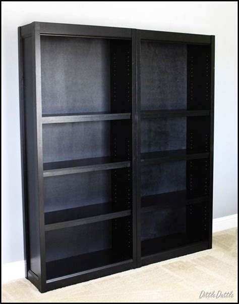 Black Bookshelves For Sale by Walmart Bookshelves Look Like Crate Barrel