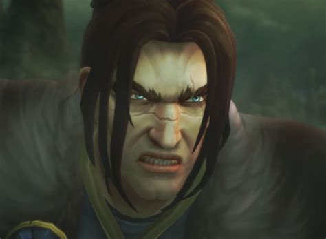 World Of Warcraft Night Elf Wallpaper Varian Wrynn World Of Warcraft Adventure Wiki Fandom Powered By Wikia