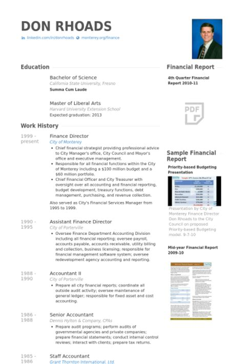 finance director resume sles visualcv resume sles
